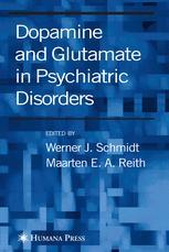 Dopamine and Glutamate in Psychiatric Disorders