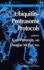 Ubiquitin-Proteasome Protocols
