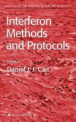 Interferon Methods and Protocols