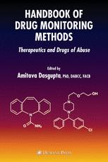 Handbook of Drug Monitoring Methods