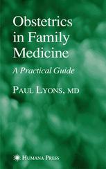 Obstetrics in Family Medicine