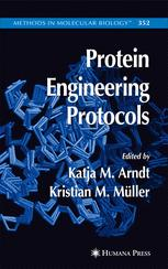 Protein Engineering Protocols