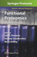 Functional Proteomics