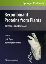 Recombinant Proteins From Plants