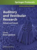 Auditory and Vestibular Research