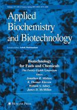 Applied Biochemistry and Biotecnology