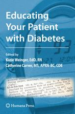 Educating Your Patient with Diabetes