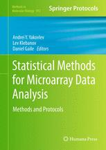 Statistical Methods for Microarray Data Analysis