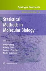 Statistical Methods in Molecular Biology