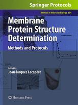 Membrane Protein Structure Determination