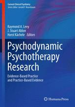 Psychodynamic Psychotherapy Research