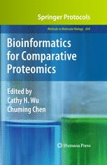 Bioinformatics for Comparative Proteomics