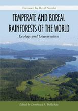 Temperate and Boreal Rainforests of the World: Ecology and Conservation