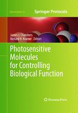 Photosensitive Molecules for Controlling Biological Function