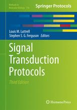 Signal Transduction Protocols