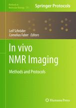 In vivo NMR Imaging