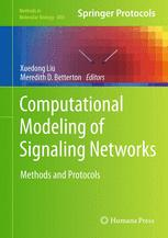 Computational Modeling of Signaling Networks
