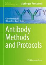 Antibody Methods and Protocols