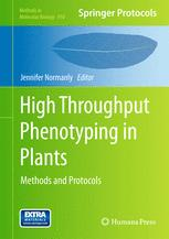 High-Throughput Phenotyping in Plants