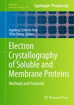 Electron Crystallography of Soluble and Membrane Proteins