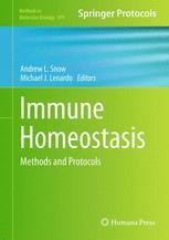 Immune Homeostasis