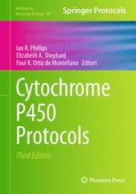 Cytochrome P450 Protocols