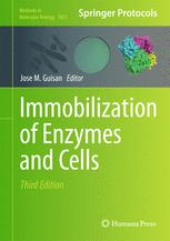 Immobilization of Enzymes and Cells