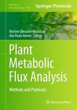 Plant Metabolic Flux Analysis