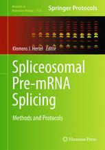 Spliceosomal Pre-mRNA Splicing
