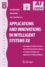 Applications and Innovations in Intelligent Systems XII