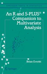 An R and S-PLUS® Companion to Multivariate Analysis
