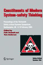 Constituents of Modern System-safety Thinking