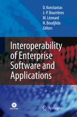 Interoperability of Enterprise Software and Applications