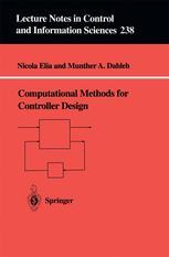 Computational Methods for Controller Design