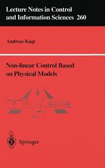 Non-linear control based on physical models