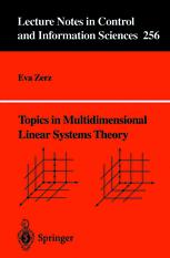 Topics in multidimensional linear systems theory