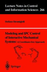 Modeling and IPC control of interactive mechanical systems — A coordinate-free approach