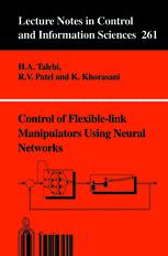 Control of flexible-link manipulators using neural networks