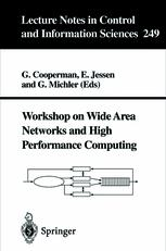 Workshop on wide area networks and high performance computing