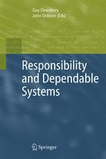 Responsibility and Dependable Systems