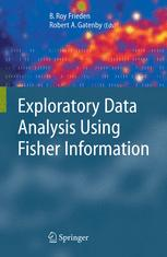 Exploratory Data Analysis Using Fisher Information