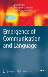 Emergence of Communication and Language