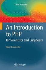 Introduction to PHP for Scientists and Engineers