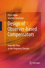 Design of Observer-based Compensators