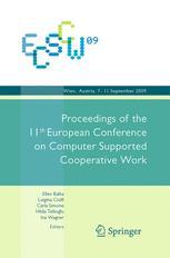 ECSCW 2009