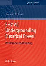 EHV AC Undergrounding Electrical Power