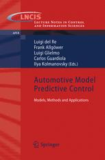 Automotive Model Predictive Control