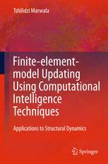 Finite-element-model Updating Using Computional Intelligence Techniques