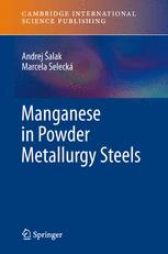Manganese in Powder Metallurgy Steels