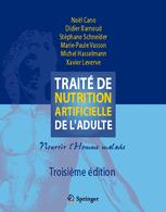 Traité de nutrition artificielle de l'adulte
